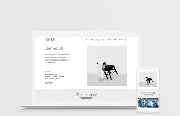 Un nuovo sito per il Museo Chini di Borgo San Lorenzo Firenze